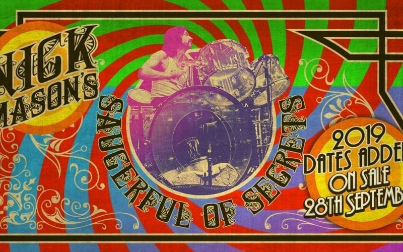 Nick Mason's Saucerful of Serets