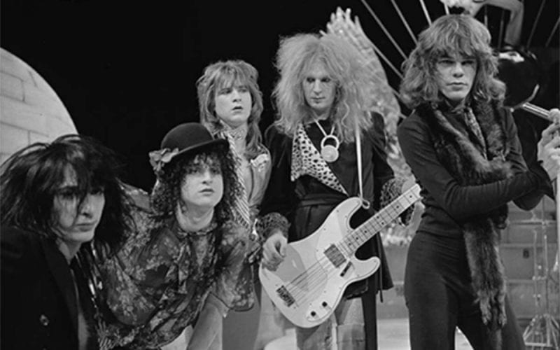New York Dolls in 1973