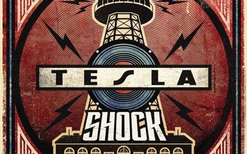 Tesla Shock Album Cover