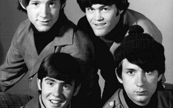 The Monkees in 1966