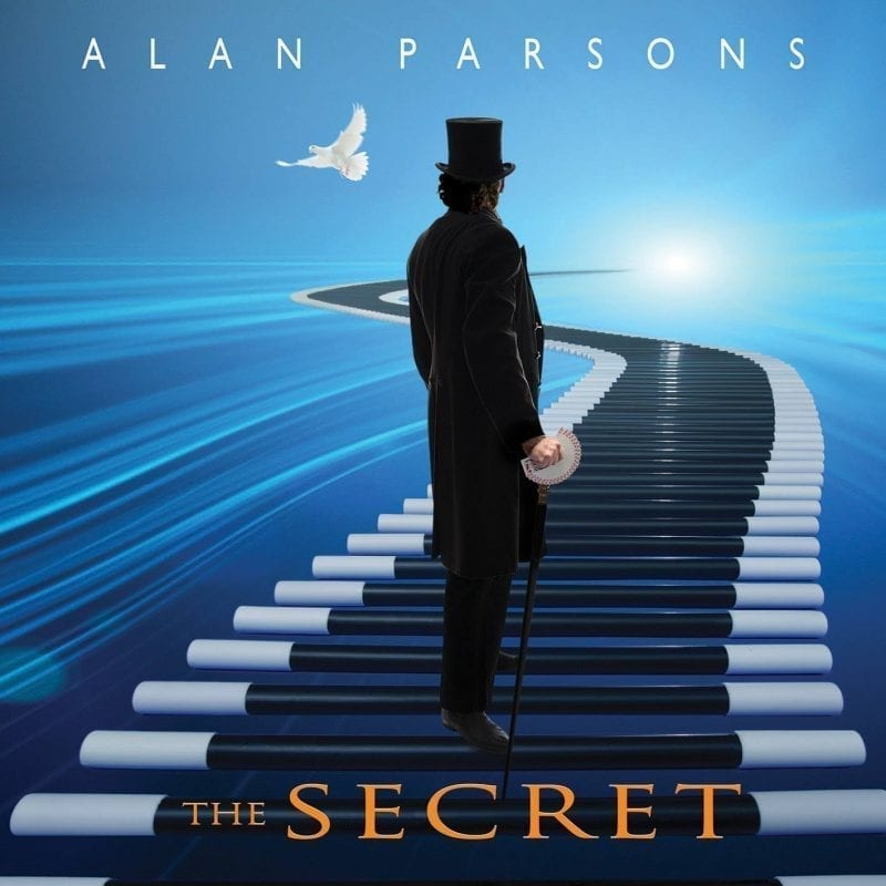 Alan Parsons The Secret album cover