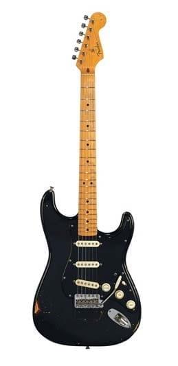 David Gilmour's Black Strat