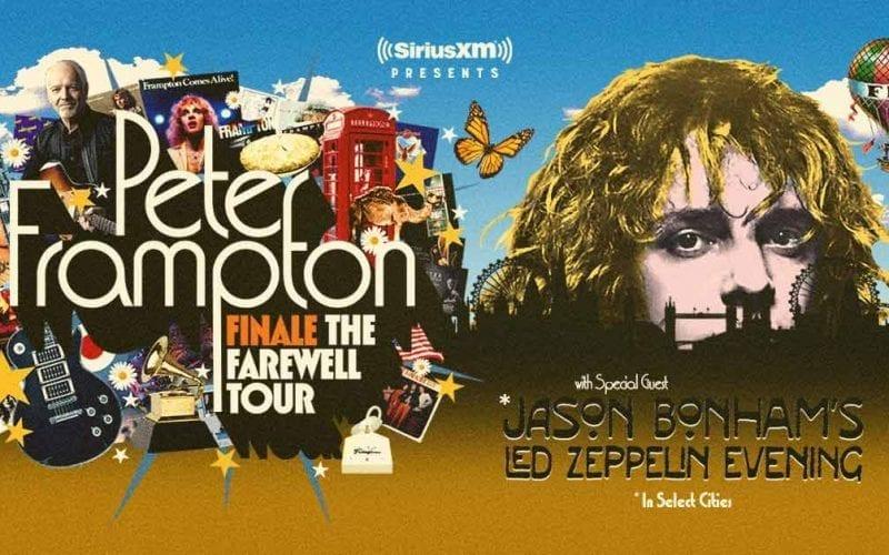 Peter Frampton Finale Farewell Tour