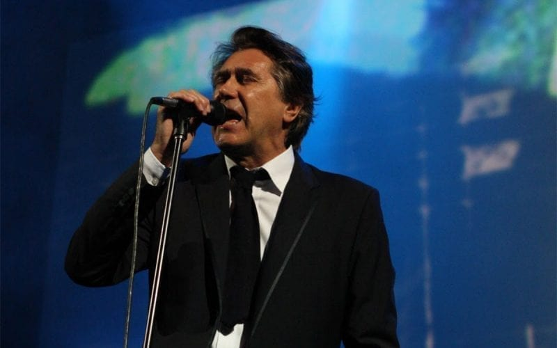 Bryan Ferry in 2012