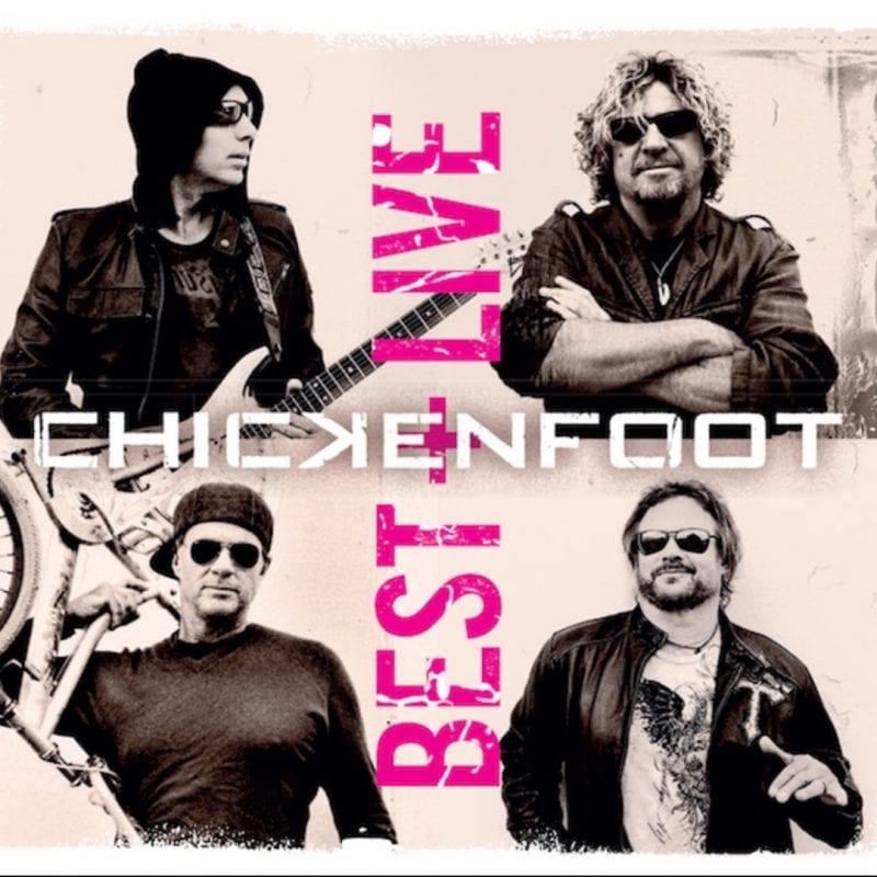 Chickenfoot Best + Live