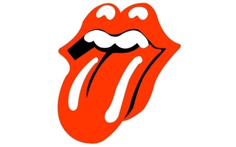 Rolling Stones hot lips logo