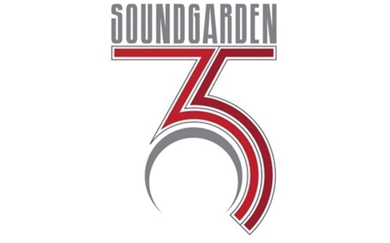 Soundgarden 35 logo