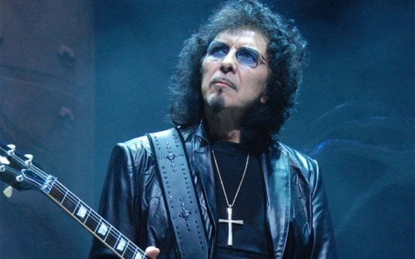 Tony Iommi of Black Sabbath