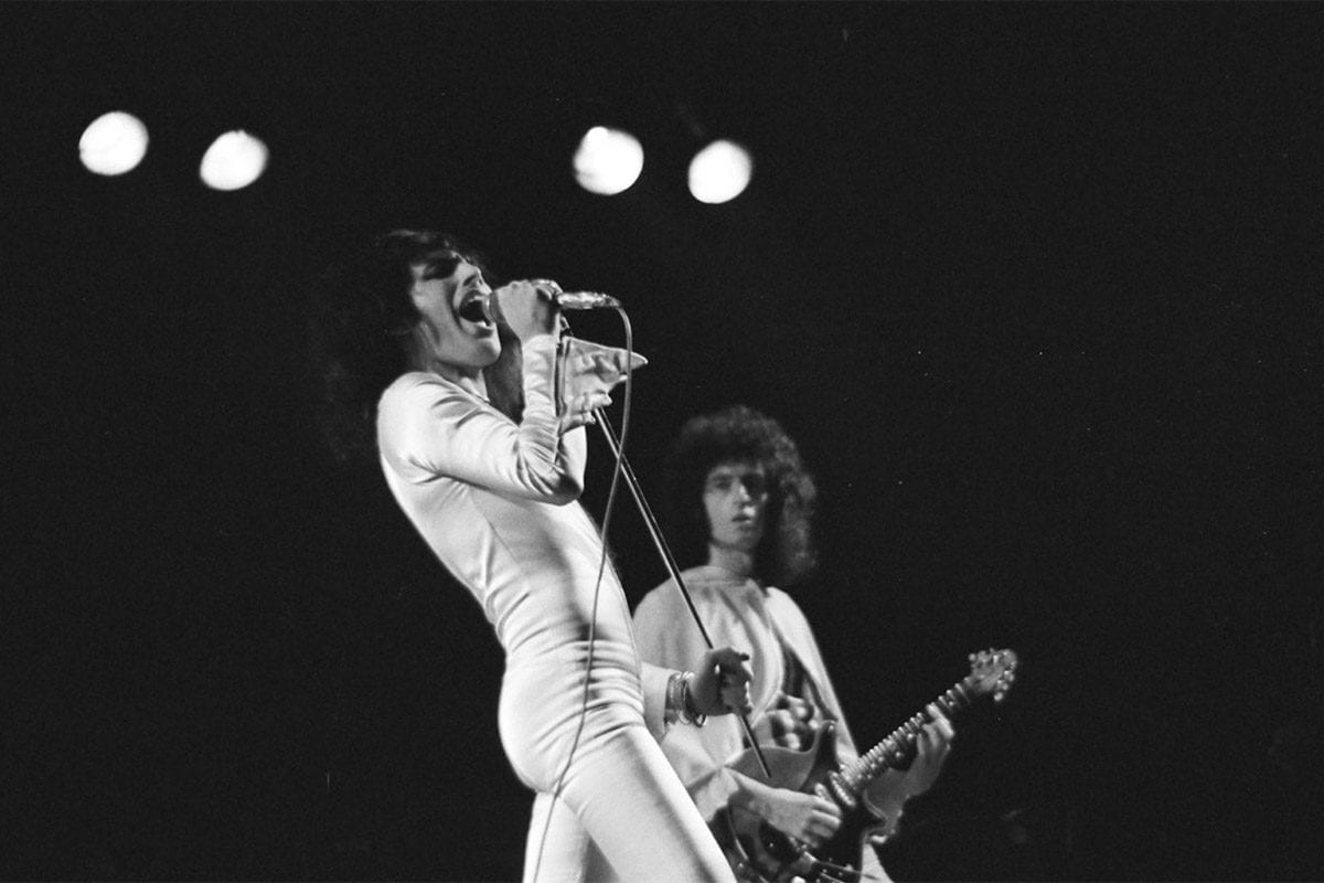 Queen A Night at the Odeon Hammersmith 1975