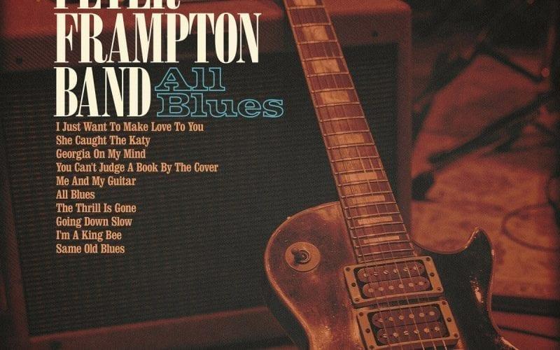 Peter Frampton Band All Blues album cover