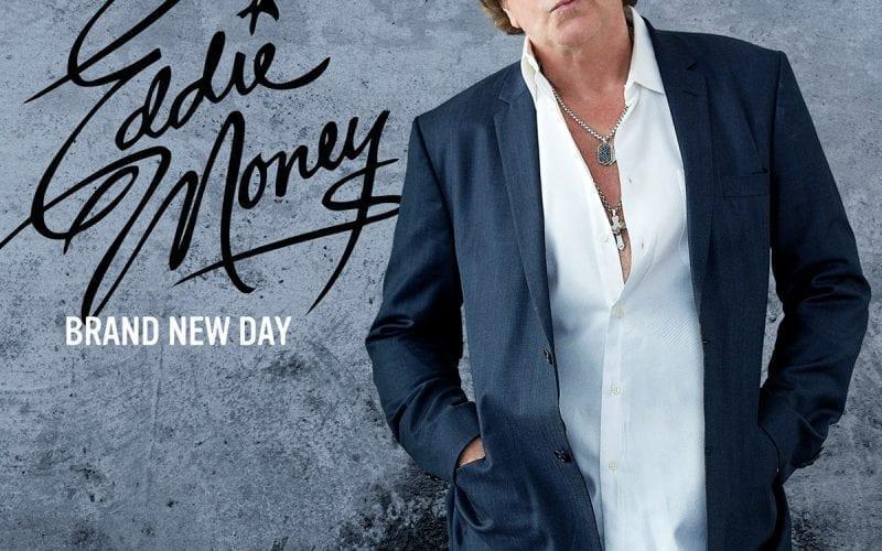 Eddie Money Brand New Day Album Cover