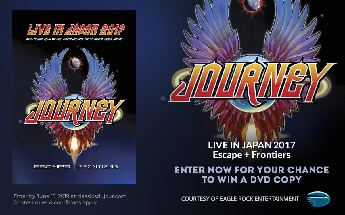 Journey Live in Japan 2017 Contest