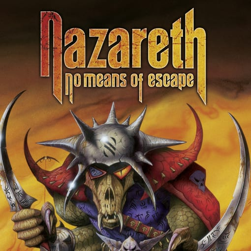 Nazareth No Means of Escape