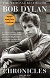 Bob Dylan autobiography book cover
