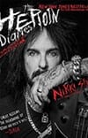 Nikki Sixx Heroin Diaries boook cover