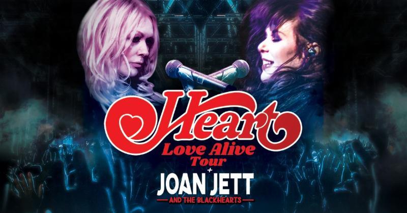 Heart Love Alive Tour admat