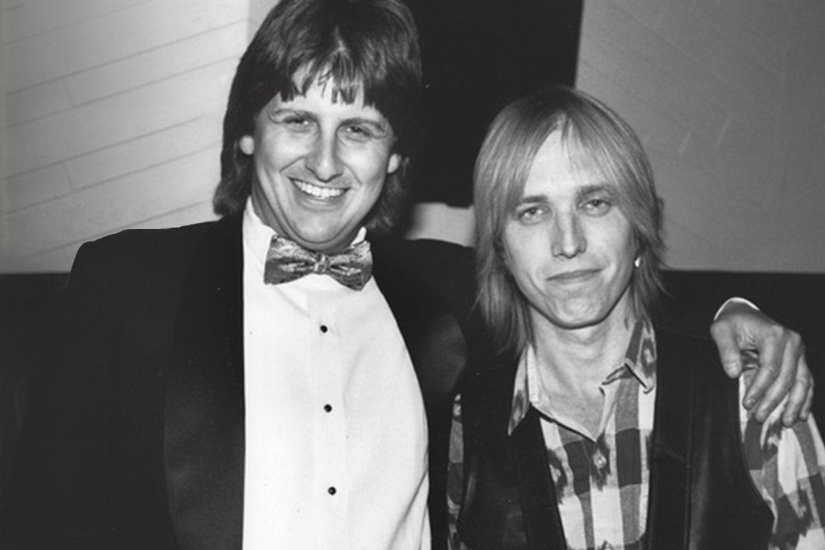 Mark Felsot and Tom Petty