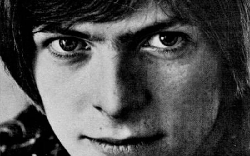 David Bowie in 1967