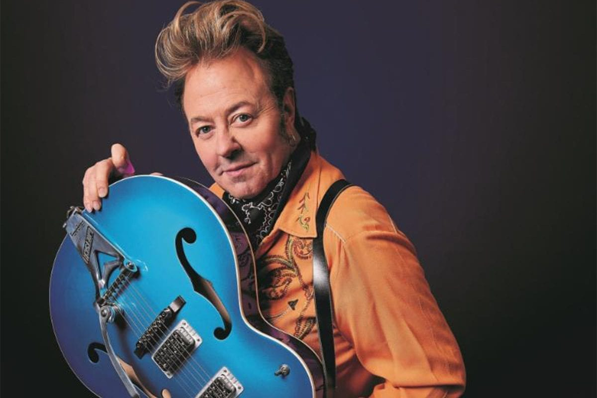 brian setzer orchestra announces 16th annual christmas rocks tour classics du jour. Black Bedroom Furniture Sets. Home Design Ideas