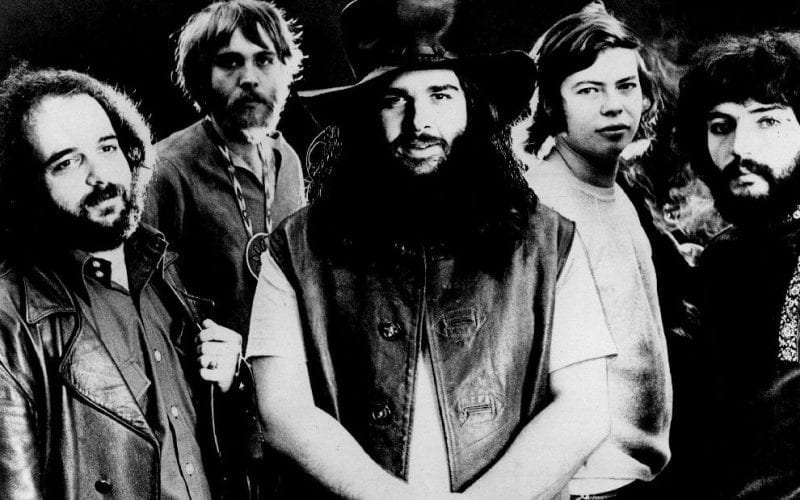 Canned Heat in 1970