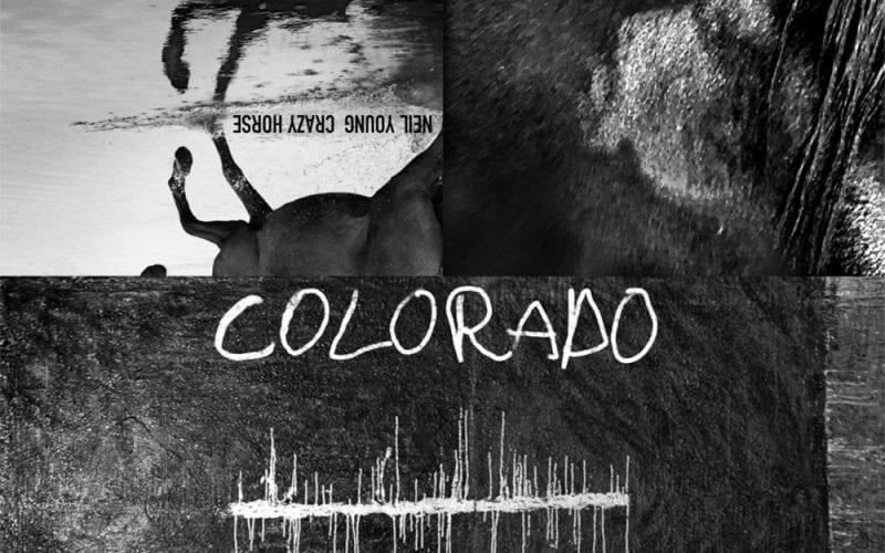 Neil Young and Crazy Horse Colorado album cover