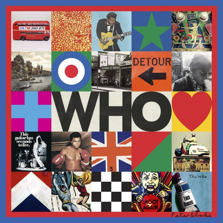 The Who album cover