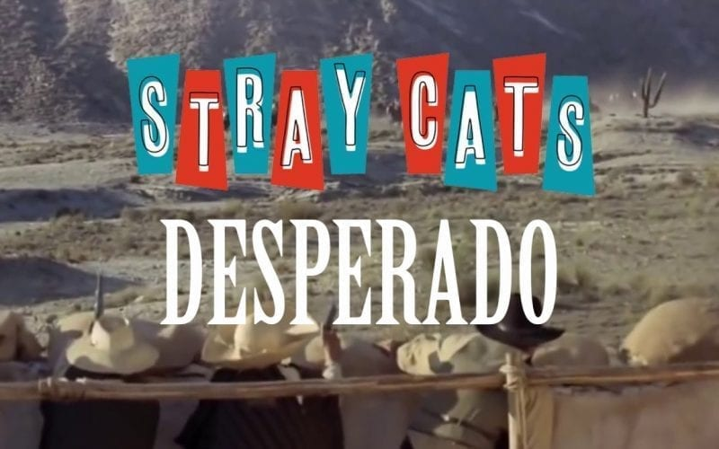 Stray Cats Desperado
