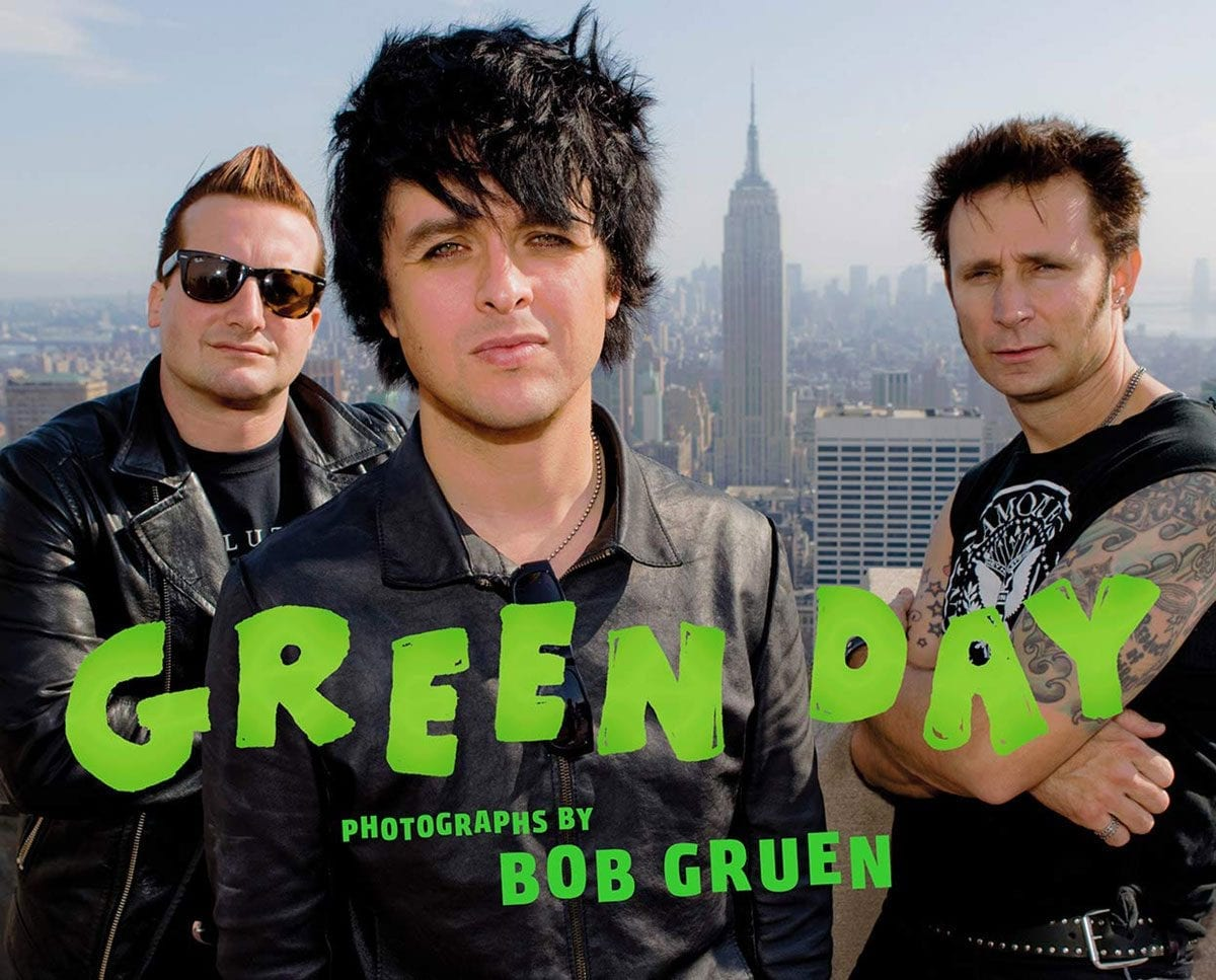 Green Day Photographs by Bob Gruen book cover