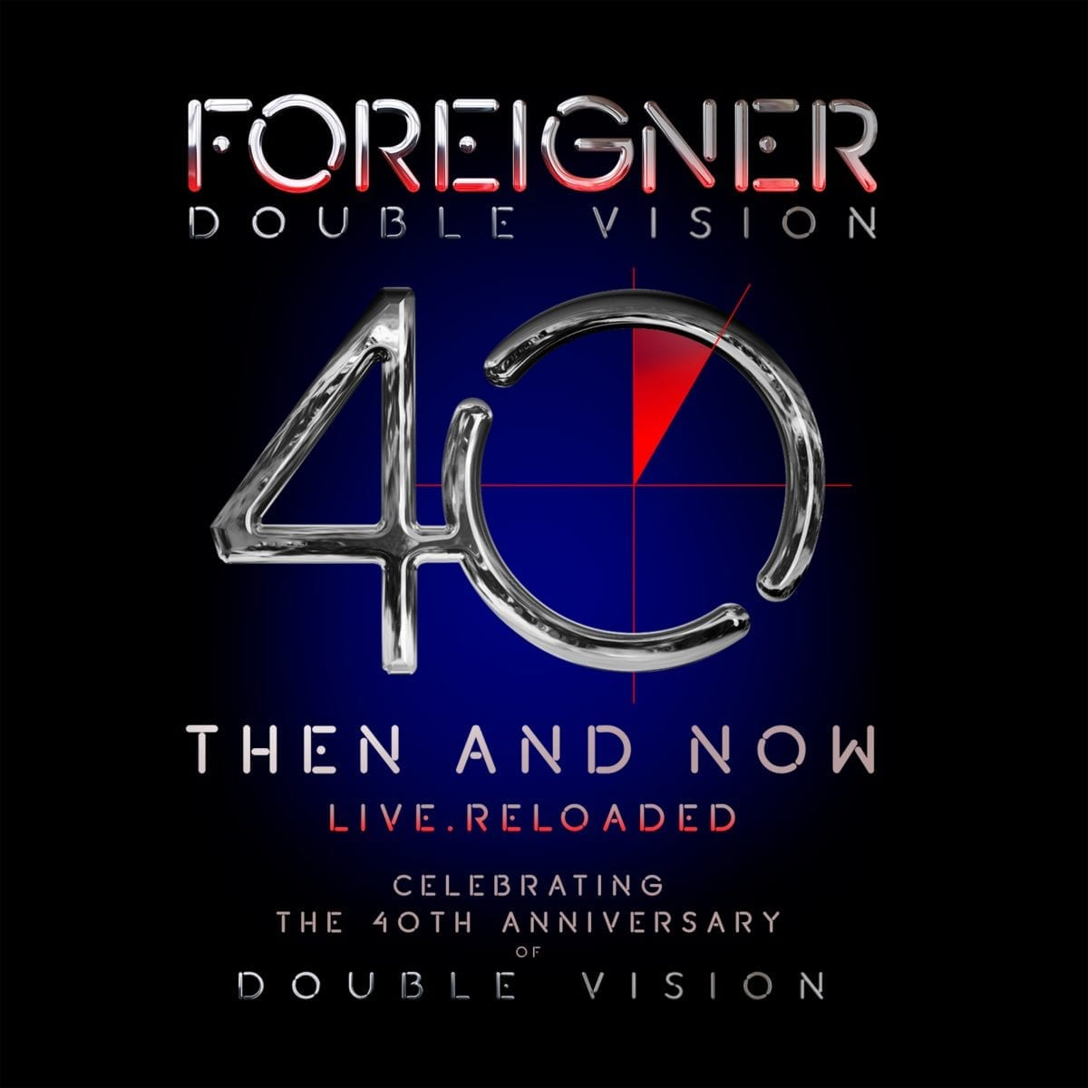 Foreigner Double Vision 40