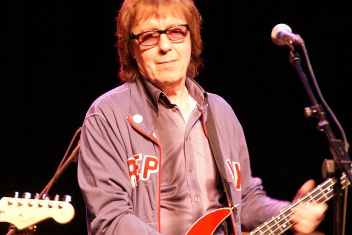 Bill Wyman in 2009