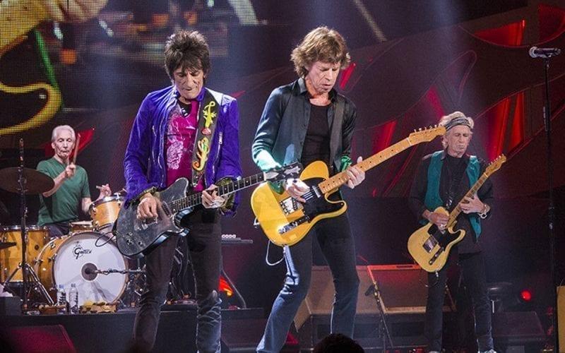Rolling Stones in 2015