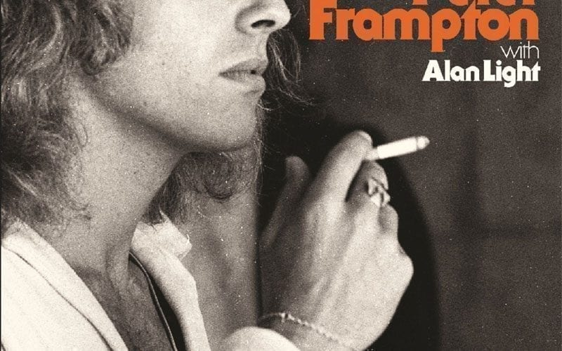 Peter Frampton Do You Feel Like I Do book cover