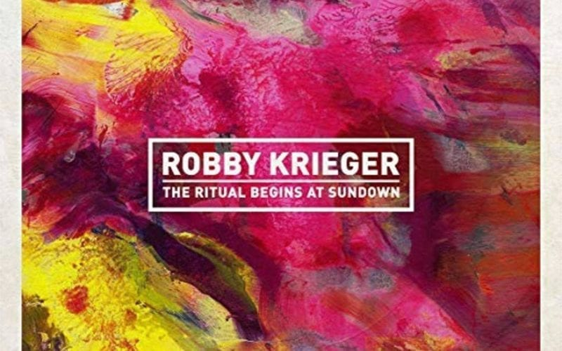 Robby Krieger album cover