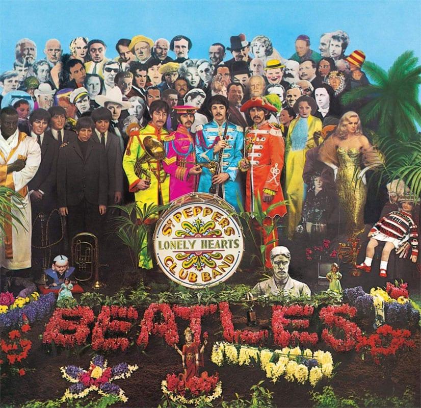 St. Pepper album cover