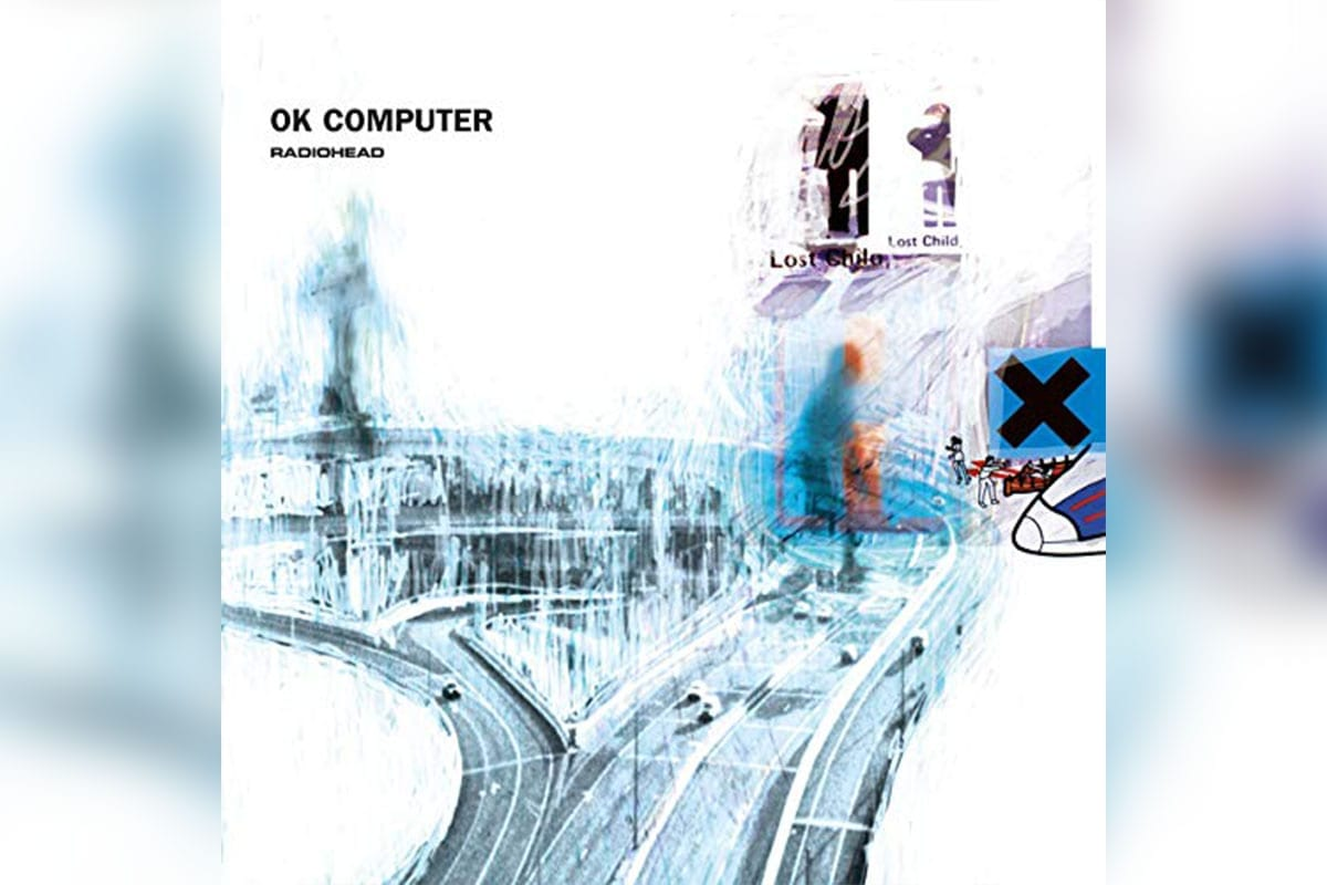 Ok Computer album cover
