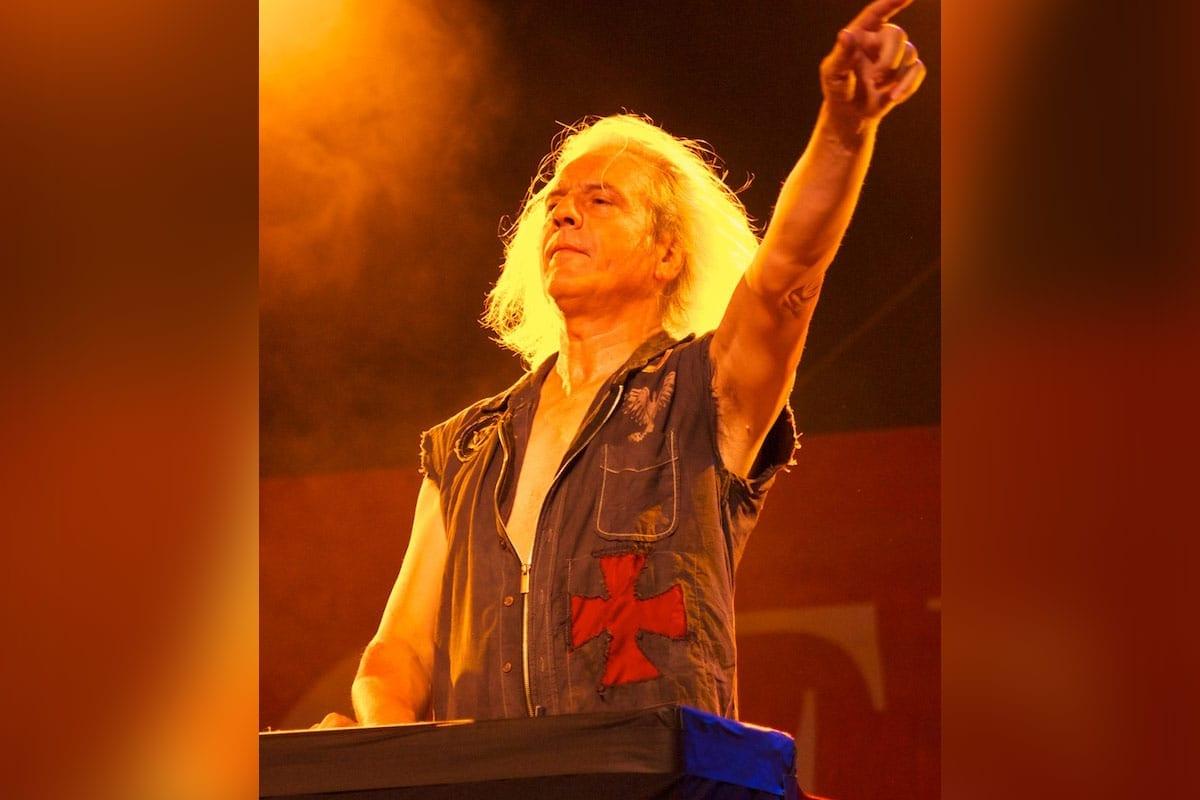 Phil Lanzon of Uriah Heep