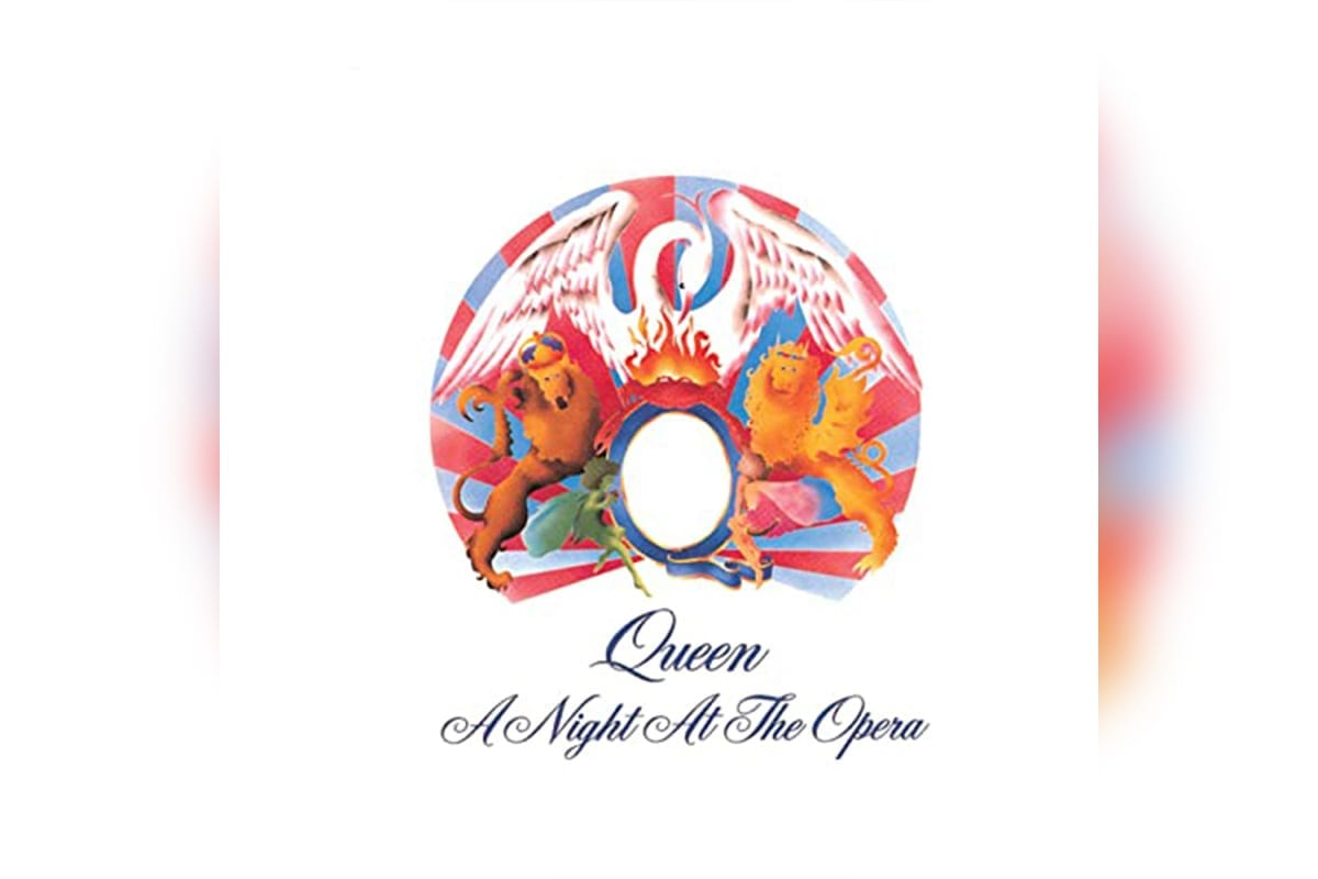 A Night at the Opera album cover