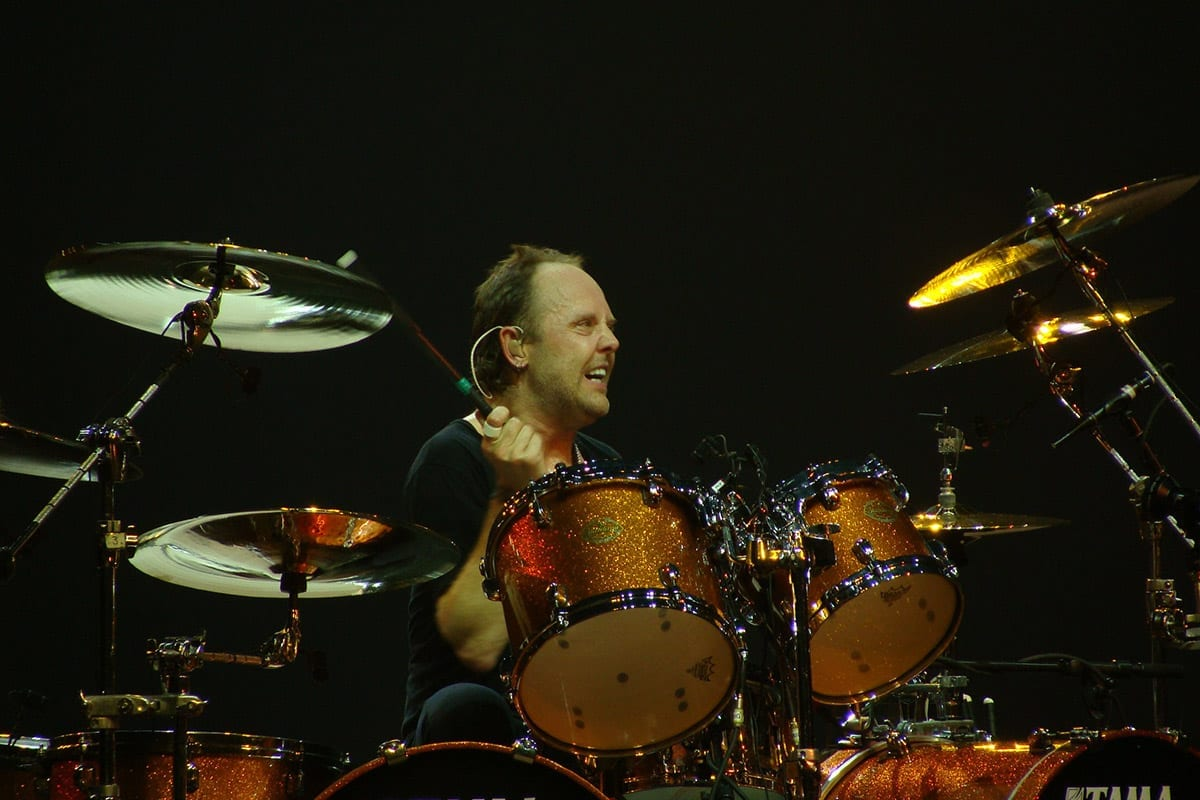 Lars Ulrich in 2009