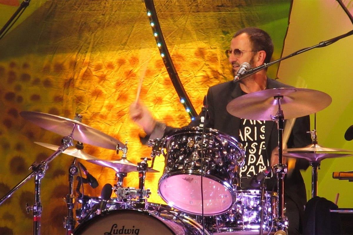 Ringo Starr in 2011