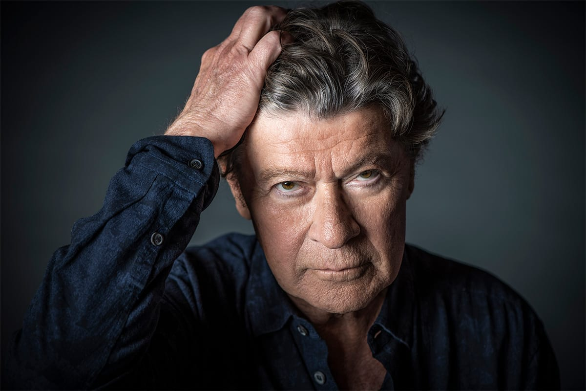 Robbie Robertson in Once Were Brothers film