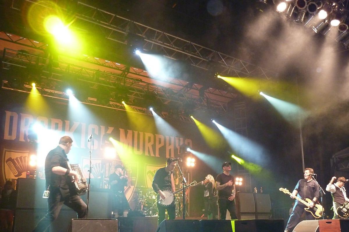 Dropkick Murphys Will Perform at Empty Fenway Park