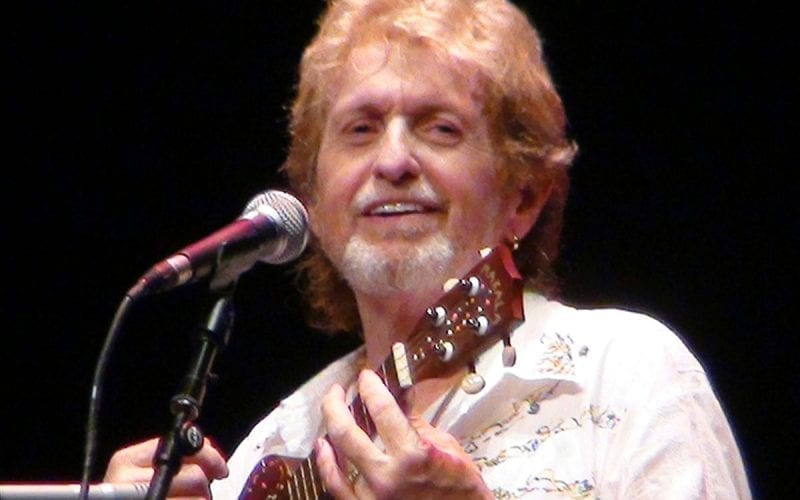 Jon Anderson performing in 2011