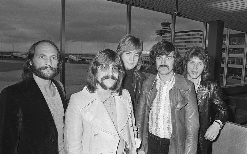 Moody Bluese in 1970
