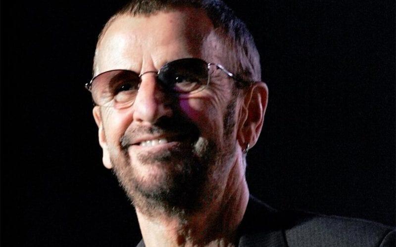 Ringo Starr in 2013