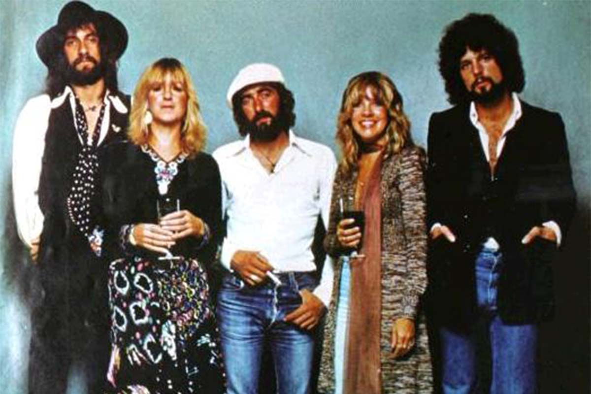 Fleetwood Mac in 1977