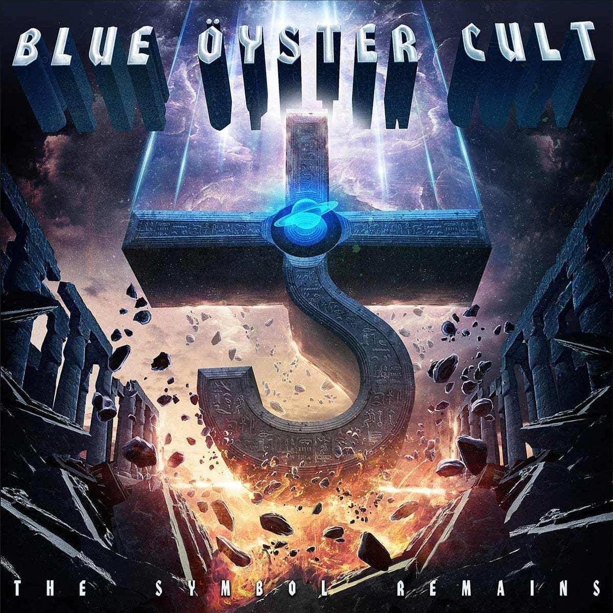 Blue Oyster Cult The Symbol Remains album cover