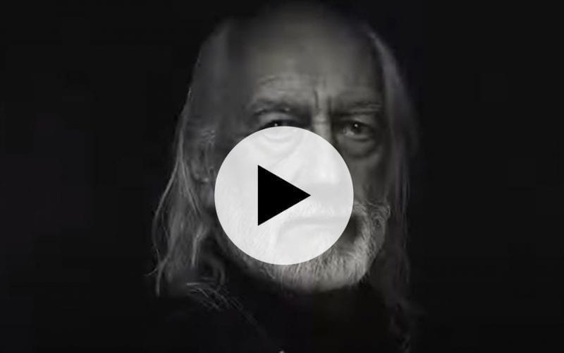 Mick Fleetwood These Strange Times video