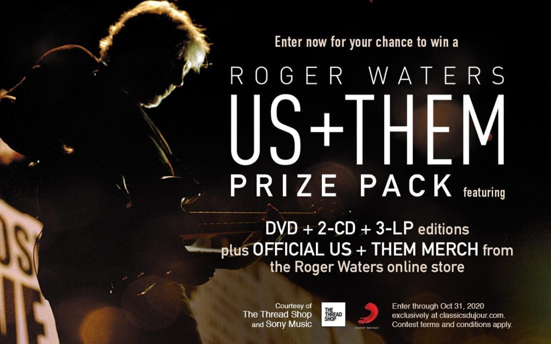 Roger Waters contest