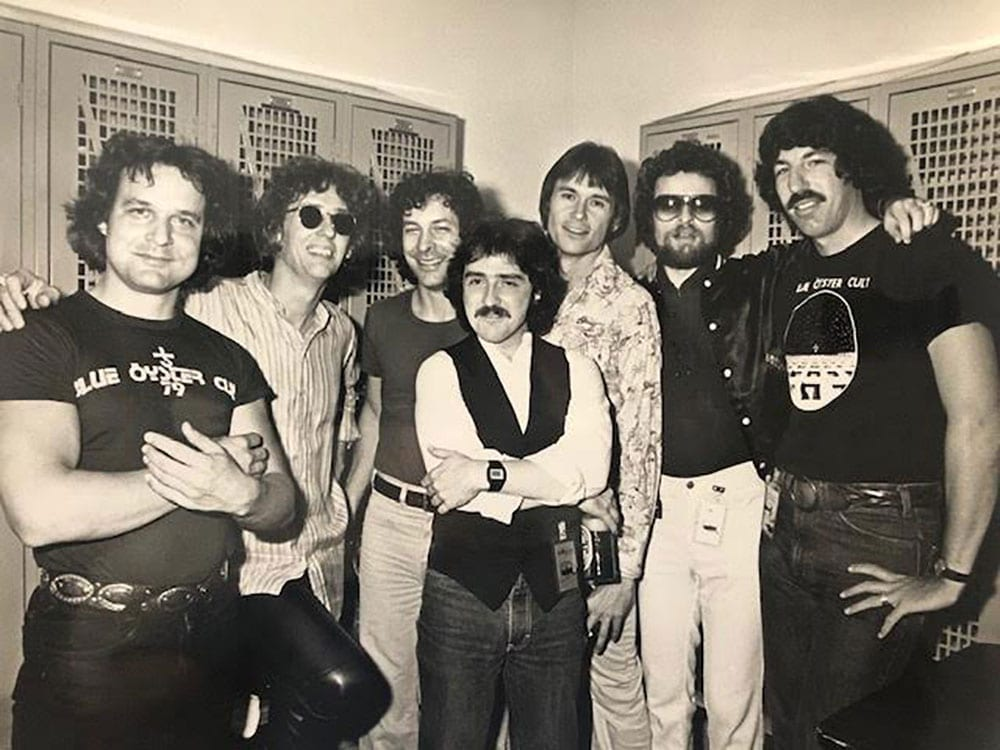 Blue Oyster Cult with Ron McCoy and Paul Rappaport