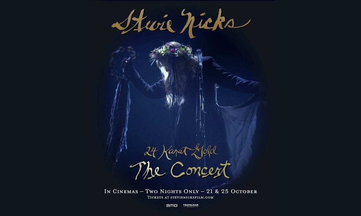 Stevie Nicks '24 Karat Gold' Concert Film and Live Album to be Released Next Month
